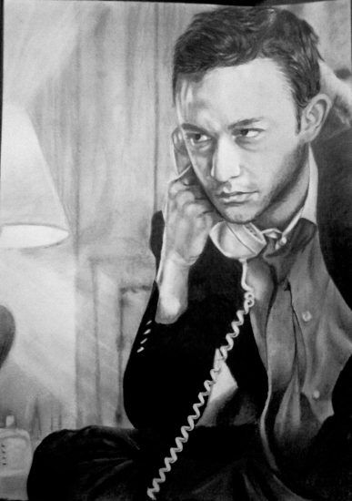 Joseph Gordon-Levitt by Sorella